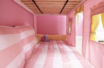 girls bed tent a magical place to play with all the comforts of home
