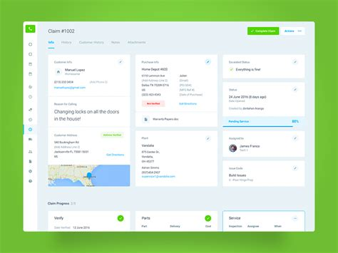 ui pattern list insight pro dashboard daily ui design inspiration