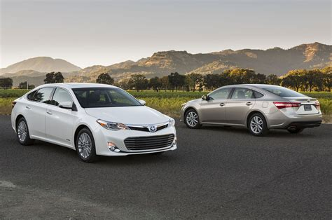 Toyota Avalon Xle 2014 Toyota Avalon Reviews And Rating Motor Trend