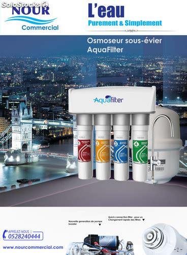 Osmoseur Sous Evier by Osmoseur Filtre Eau Sous 233 Vier Aquafilter