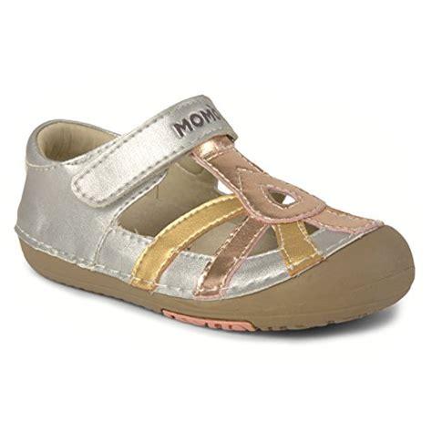baby shoes shopping momo baby walker toddler metallic silver