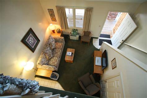 2 bedroom lofts two bedroom suites misty harbor resort