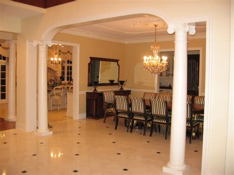 decorative home interiors home interior decorative arches design build planners
