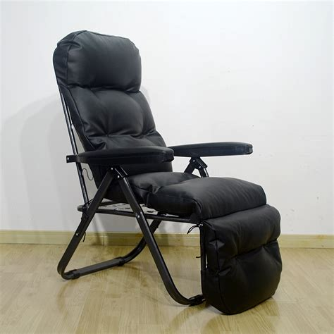 Adjustable Recliner by Export Leather Casual Lunch Folding Chairs Adjustable