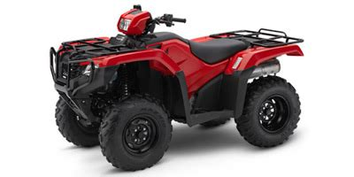 2016 honda fourtrax foreman® price quote free dealer quotes