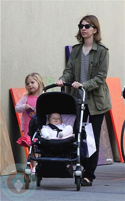 Sofia Coppola Has Baby Named Romy by Sofia Coppola And Daughters Romy And Cosima Growing