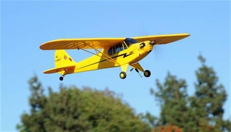Hi Mm Yellow Airplane 2621 dynam detail piper j3 cub 1245mm rc arf almost ready