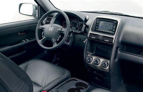 hayes car manuals 2005 honda cr v interior lighting honda cr v 2004 2007 opiniones datos t 233 cnicos precios