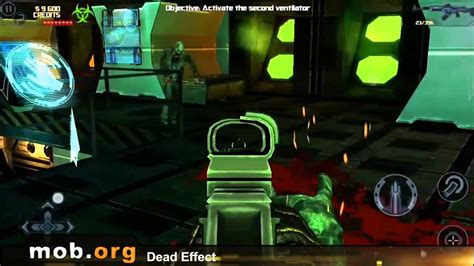 android mob dead effect android review mob org