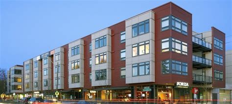 community of the week circa green lake apartments in seattle