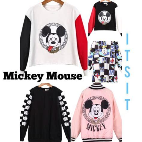 Lq Sweater Mickey By Girly Fashion sweater mouse mickey mouse sweater mickey mouse hoodies