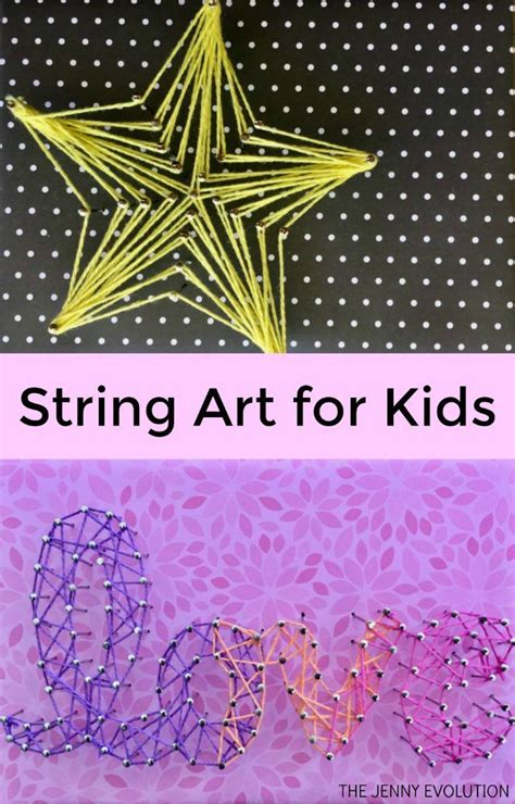 String For Children - string for a motor craft