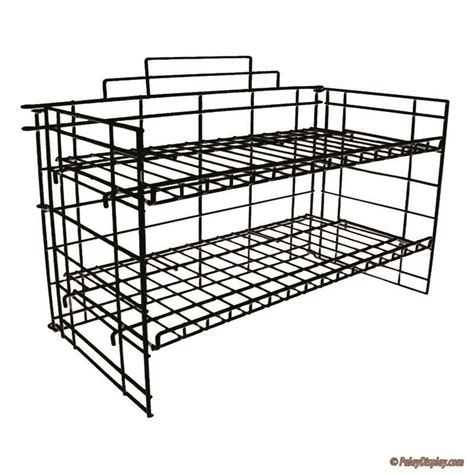 Countertop Display Racks by Counter Display Rack Wire Rack Counter Top Rack Counter Top Rack 2 Tiers