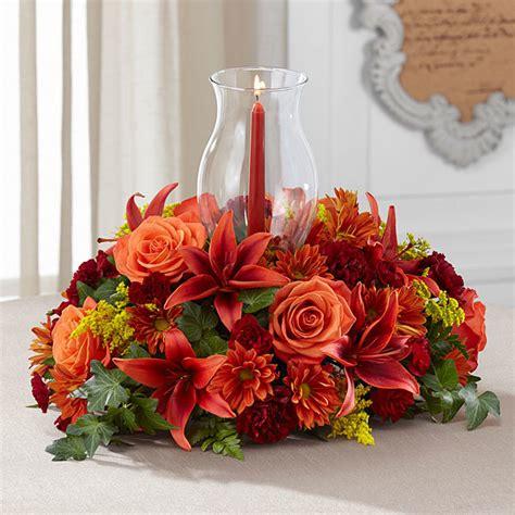 Order Centerpieces by Order Your Thanksgiving Floral D 233 Cor Centerpieces And