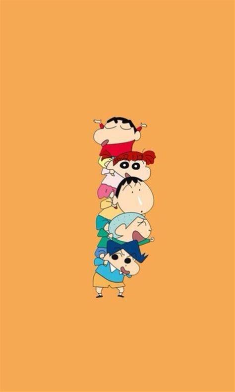 Crayon Shin Chan Family crayon shin chan family windows phone wallpaper