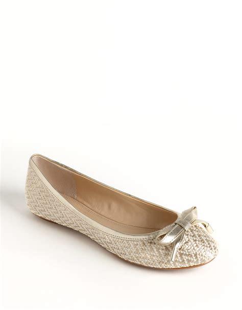 enzo shoes flats enzo angiolini bertolino woven ballet flats in ivor mu fb