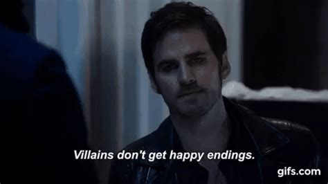 villains don't get happy endings once upon a time season