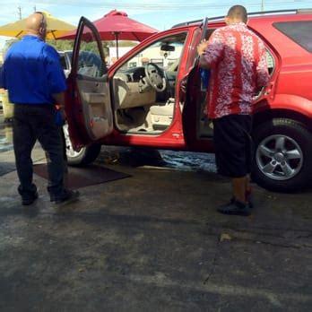Lightning Car Wash Kissimmee Pair A Dice Car Wash 13 Photos Car Wash 1402 E Vine