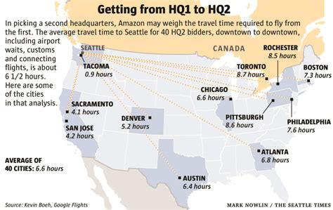 amazon hq2 as amazon s deadline for hq2 bids closes speculation on