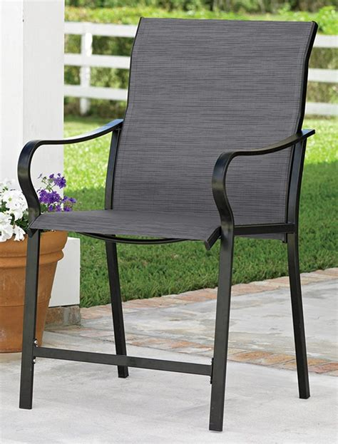 Patio Chairs Clearance Slingback Patio Chairs Clearance Crunchymustard