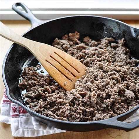 how to cook brown ground beef cooking lessons from the kitchn the kitchn
