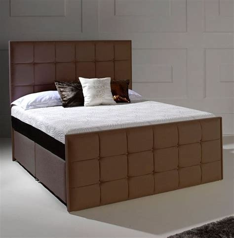 Dormeo Mattress Prices by Dormeo Octaspring Loire Fabric Divan Bed With 9500 Mattress