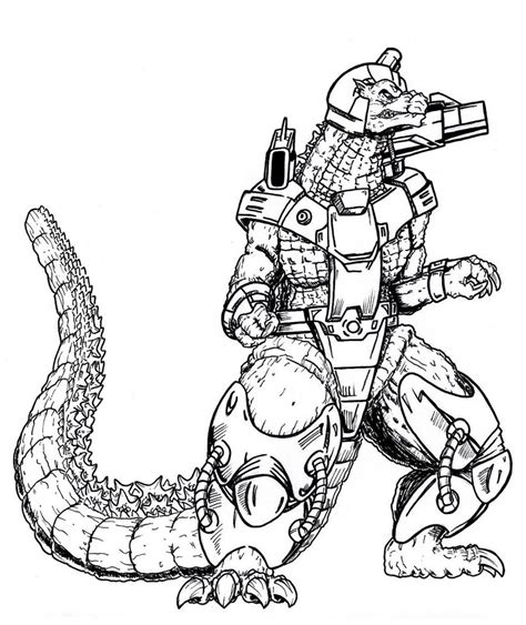burning godzilla coloring pages godzilla design thread second edition godzilla has