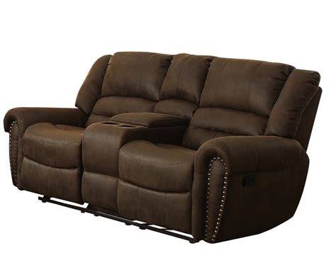 polyester sofa homelegance center hill reclining sofa set polyester