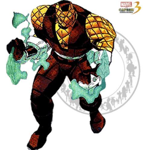 Shocker Is Own Fan by Shocker Marvel Vs Capcom 3 By Averagesam On Deviantart