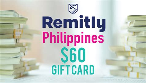 Remitly Amazon Gift Card - remitly philippines 60 amazon gift card after send money to philippines