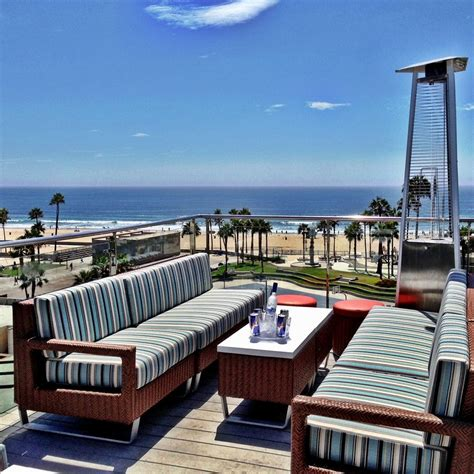 roof top bar venice high rooftop lounge venice beach
