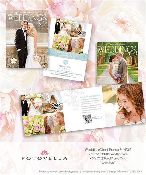 wedding photography marketing set 5x7 promo card 5x5