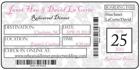 Diy Travel Invitations Weddingbee Passport Invitation Template Photoshop