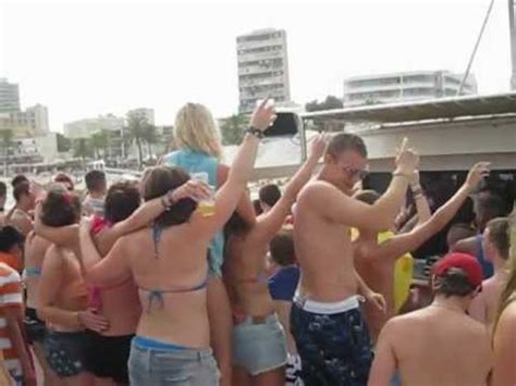 boat song party boat party magaluf last song youtube