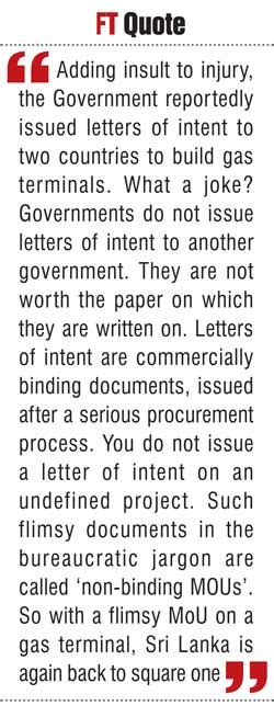 Letter Of Intent To Buy Lng An Open Letter To Boi Ppp On Petroleum Gas And