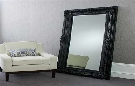 antique oversized ikea mirrors floor with chair design