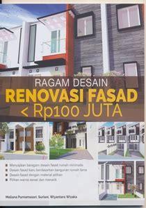 Ragam Desain Renovasi Fasad Lt toko buku penebar swadaya grup