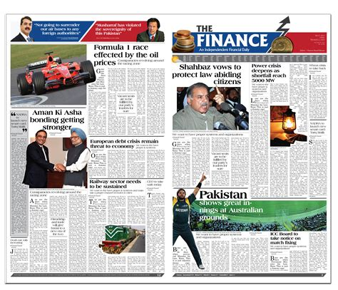 layout design in newspaper newspaper layout design by namrah fareed at coroflot com
