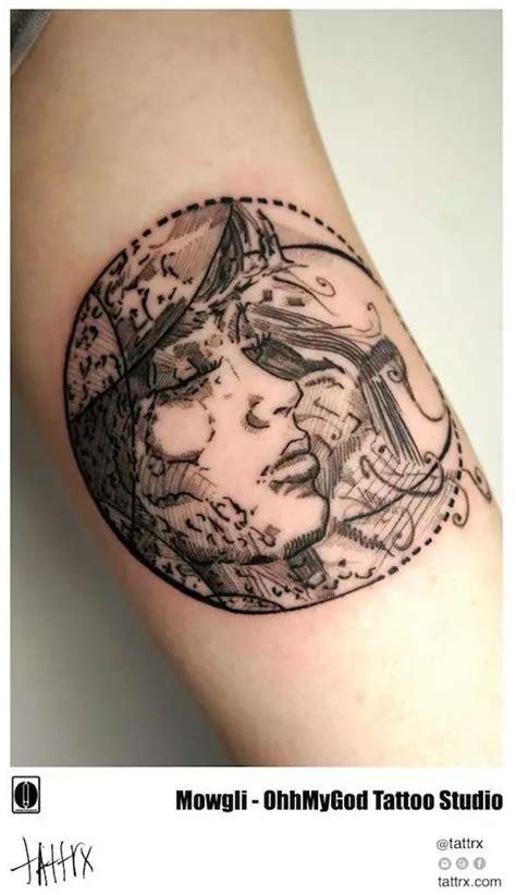 eccentric tattoo 25 best ink images on fern