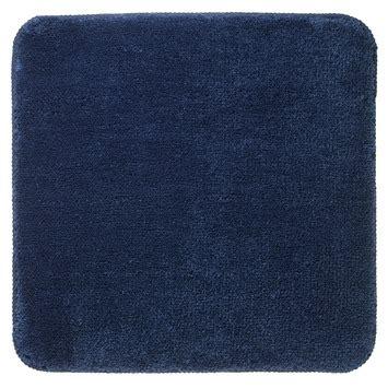 wc mat gamma gamma sealskin wc mat angora blauw 60x60 cm kopen