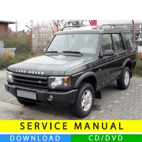 car repair manuals download 2001 land rover discovery spare parts catalogs land rover discovery ii service manual 1998 2004 en tecnicman com