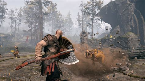 god of war review kratos is totally different and it kratos returns with a new message variety epeak world news