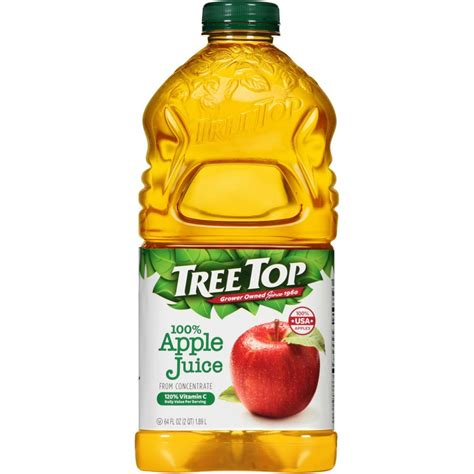 Apple Top tree top apple juice or cider for 1 25 save 69