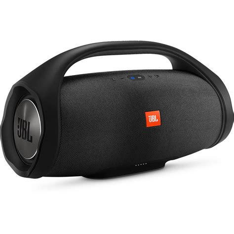 Speaker Wireless Bluetooth Portable Jbl jbl boombox portable bluetooth speaker black jblboomboxblkam