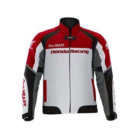 Jaket Motor Racing touring jacket honda racing hrr harga rp 550 000