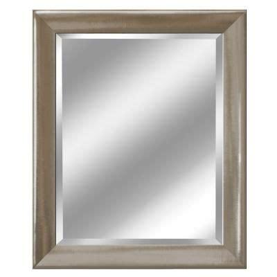 nickel framed bathroom mirror 17 best images about bathroom ideas on pinterest wall