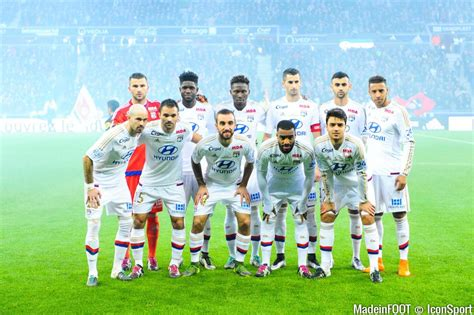 Calendrier Ligue 1 2016 Ol Photos Ol Equipe Lyon 09 01 2016 Lyon Troyes