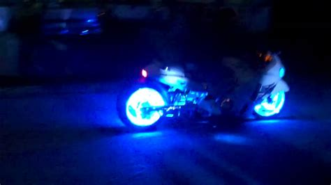 Motorcycle Wheel Lights by Motorcycle Led Light Wheels Kits By All Things Chrome