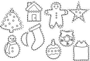 cut outs christmas ornaments printables ornaments cutouts printable new calendar template site