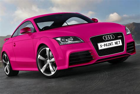 Pink Audi Tt by Audi Tt Rs 2010 Magic Pink Site Pictures